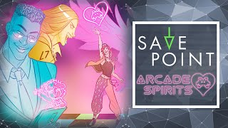 Arcade Spirits - Save Point with Becca Scott