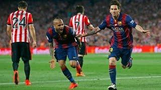 Lionel Messi - Brilliant Goal Vs Athletic de Bilbao(30/05/2015) | HD