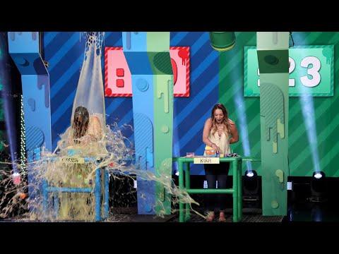Fan Wins $10K in a Slimy Game of 'Sloppy Seconds'