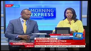 al-Shaab Bomb Attack: Somali ragtag militia kills three Kenyan police officers