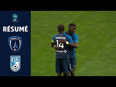 FC Paris 2-1 USL Union Sportive du Littoral de Dunkerque