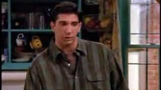 """Friends"" - the Lobster scene"
