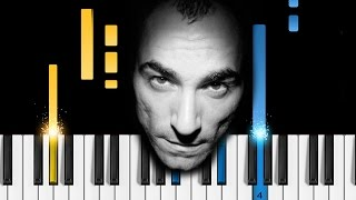 Robert Miles   Children   Piano Tutorial
