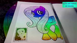 Mewarnai My Little Pony The Movie Free Online Videos Best Movies