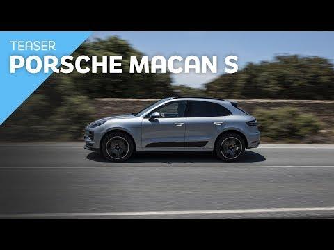 Teaser Porsche Macan S 2019 / Prueba / Review en español / Test
