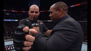 UFC Vancouver: Glover Teixeira Octagon Interview