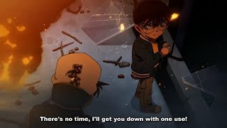 Detective Conan : Conan Saved Heiji And Kazuha