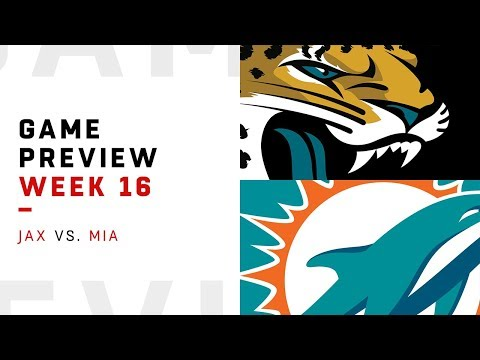 656942ae Jacksonville Jaguars vs. Miami Dolphins | Week 16 Game Preview | Pro  Football Focus