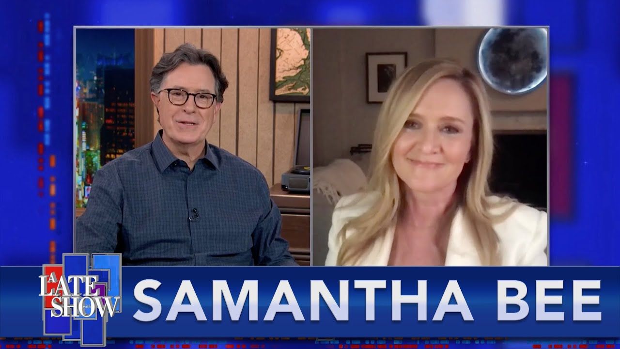 Samantha Bee On The Challenges Of Making A Comedy Show When The News Is So Upsetting thumbnail