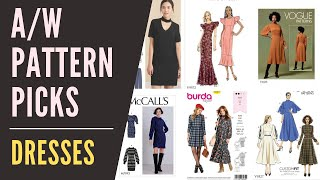 Autumn Sewing Pattern Picks 1 - Dresses