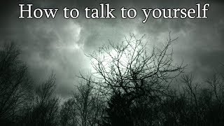 Creepypasta -  How to talk  to yourself  [CZ]