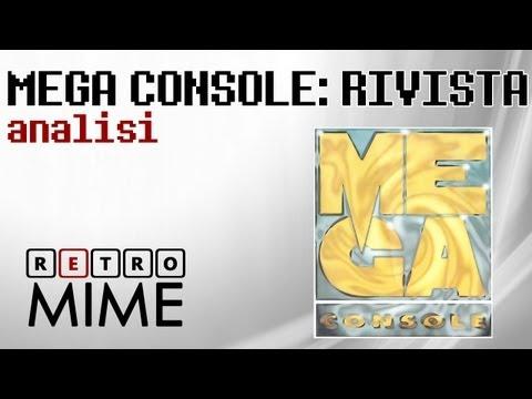 RetroMime - Analisi Rivista Mega Console