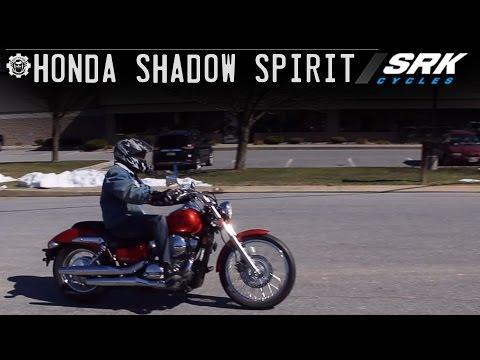 2014 Honda Shadow Spirit 750 at Shreveport Cycles