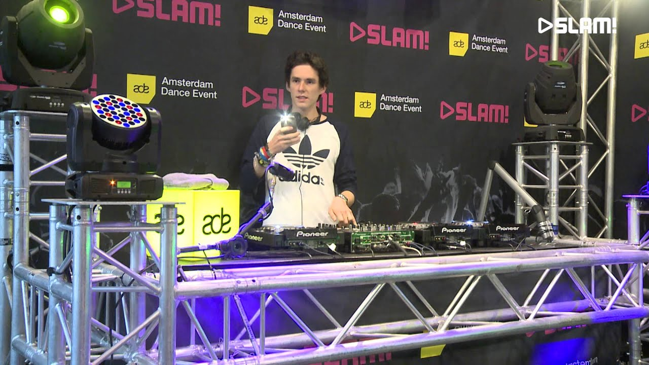 Lost Frequencies - Live @ SLAM! MixMaraton ADE 2015