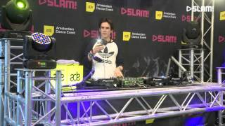 Lost Frequencies - Live @ SLAM! MixMaraton ADE 2015