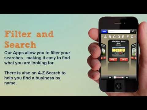 Video of Waterford App