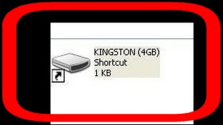 """Fix """"My Removable Device"""" shortcut virus from USB external HDD and Pendrive"""