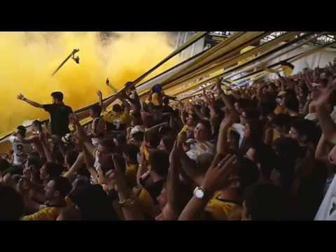 """""""Entrada - Criciúma 1x0 São Paulo - BARRA OS TIGRES"""" Barra: Os Tigres • Club: Criciúma"""