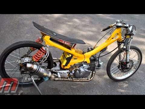Video Motor Trend Modifikasi | Video Modifikasi Motor Yamaha Jupiter Z Drag Race Terbaru