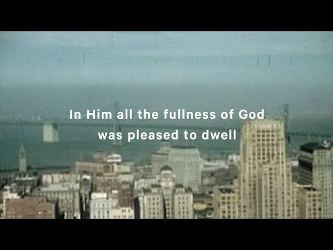 Fullness Of God - Rivers & Robots (Official Lyric Video)