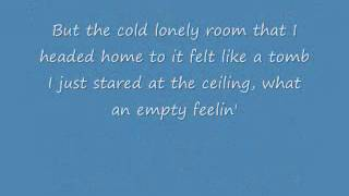 Chris Cagle - I Don't Wanna Live Without You Anymore