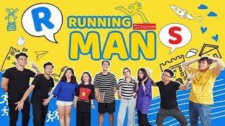 Running Man Schannel Tập 1 : Chưa bao giờ chia rẽ như vậy !