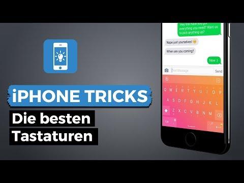 Die besten iPhone-Tastaturen aus dem Appstore