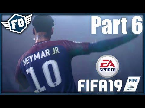 ALEXOVO NEVHODNÉ CHOVÁNÍ! - FIFA 19: Cesta #6