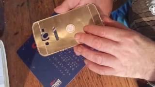 Чехлы для Samsung Grand 2 G7106 G7102 G7108 металлический. от компании Интернет-магазин-Модной дешевой одежды. - видео