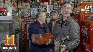 American Pickers: The Most Dangerous Toy Ever Made (Season 17, Episode 7) | History