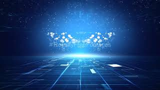 abstract motion background | futuristic technology background | hi-tech background | Royalty Free