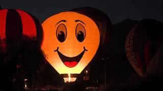Воздушные шары вновь в небе Кавминвод