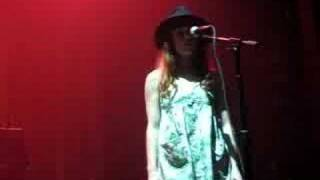 "Johnathan Rice and Jenny Lewis ""End of the Affair"""