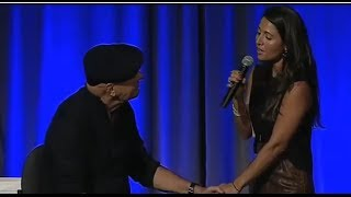 Dr. Wayne Dyer And Skye Dyer With A Song By Alex Woodard