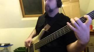 Room for One More, Anthrax. Bass Cover