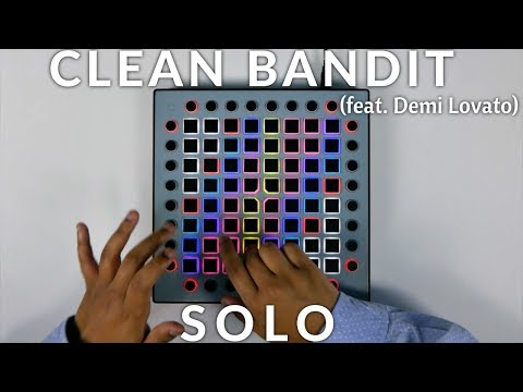 Clean Bandit - Solo (feat. Demi Lovato) // Launchpad Performance