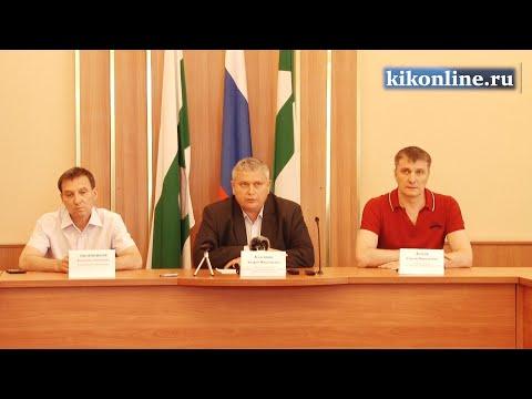 Пресс конференция по водоснабжению