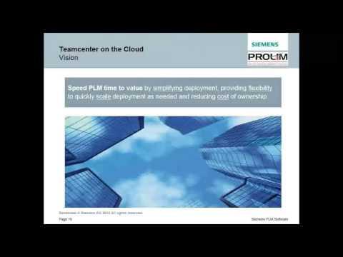PLM on Cloud