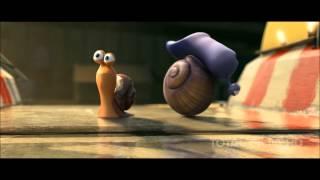 TURBO (2013) CZ HD trailer dabing - nová animovaná komedie