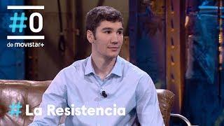 LA RESISTENCIA - Entrevista A Darío Brizuela | #LaResistencia 11.02.2019