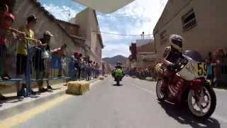 preview picture of video 'La Algueña 2014 80cc on board  moto 46'