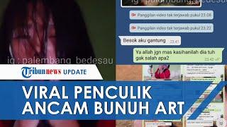 POPULER: Viral Penculik Kirim Video Gantung dan Ancam Bunuh ART, Korban: Aku Nggak Takut Mati