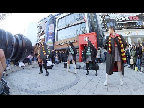 [직캠찍는 직캠] 체온 | 라붐 - 레이디비(Lady B) 홍대 버스킹 chulwoo 직캠(Fancam)
