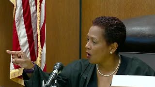 Detroit Judge Goes Off On Rape Defendant Who Swore At Her In Court