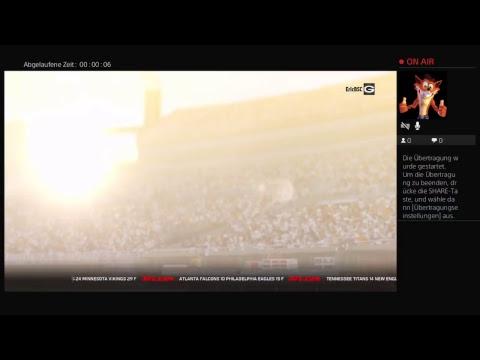 PS4-Live-Übertragung von EricBSC