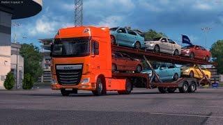 Euro Truck Simulato 2 | С.Р Байкал Р4 | Cтрим#8