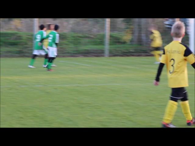 31.10.2016 - TJ Litol (starší přípravka) - FK Bohemia Poděbrady