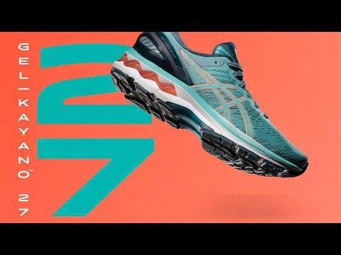 Беговые кроссовки Asics Gel-Kayano 27