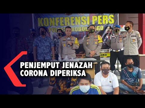 12 Orang Penjemput Paksa Jenazah Pasien Covid-19 Diperiksa Polisi