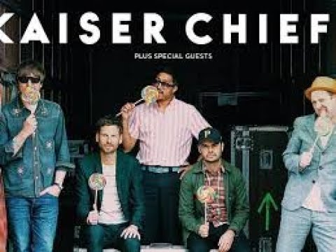 Kaiser chiefs Live Glasgow Barrowlands 6/6/19